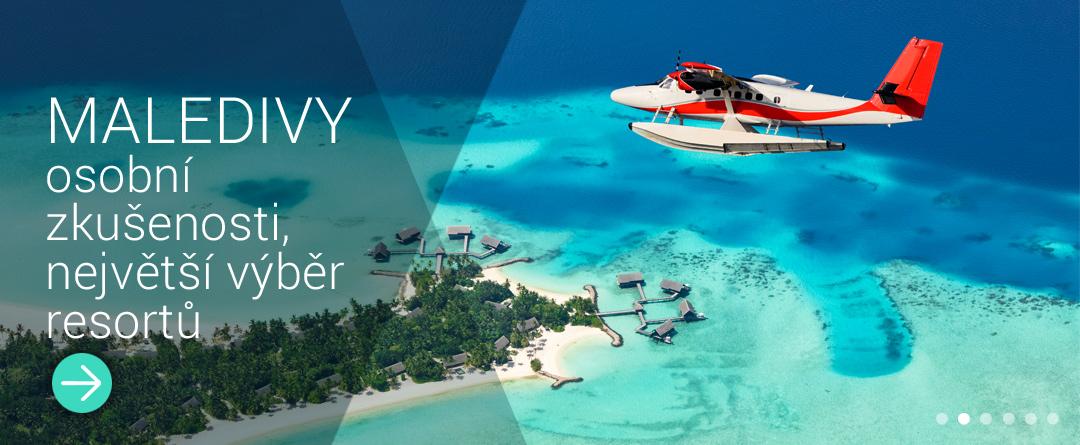 Zájezdy na Maledivy
