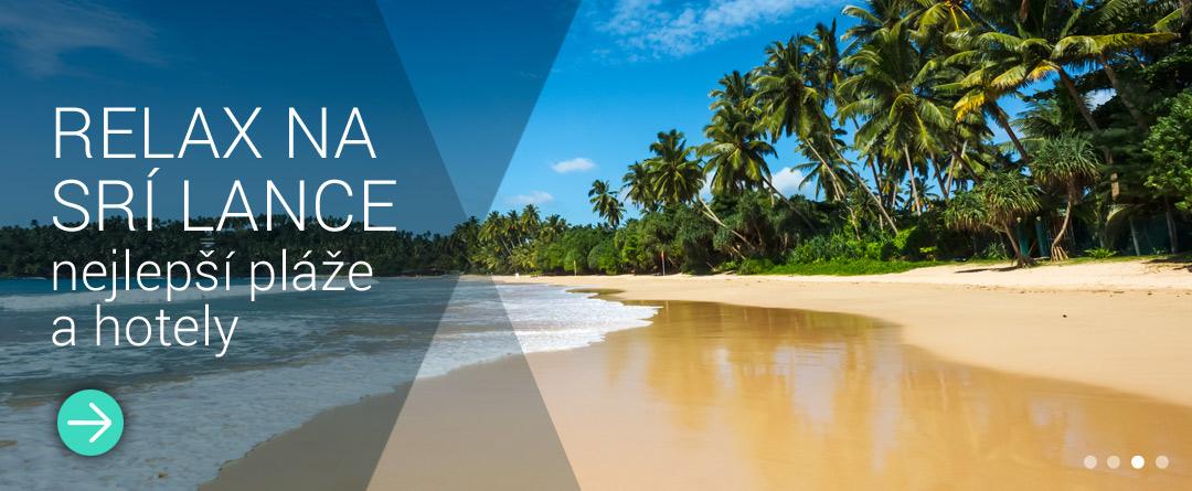 Proznávání a relax na Srí Lance