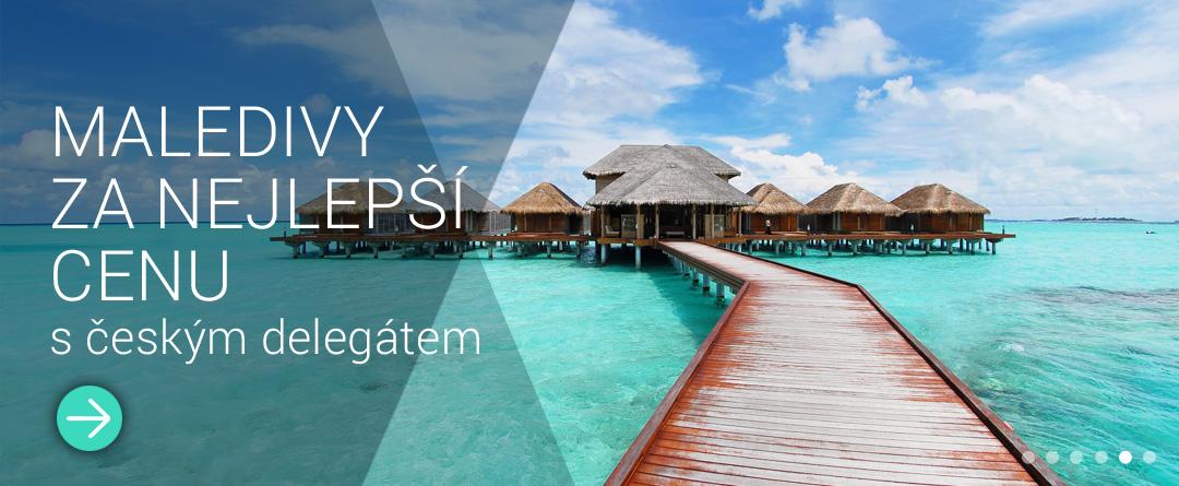 Levné zájezdy na Maledivy