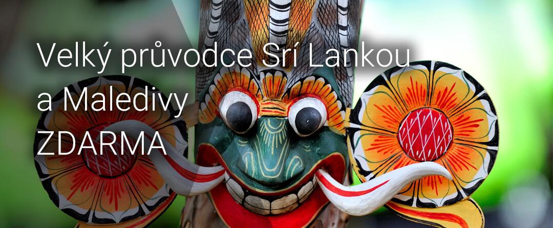 Velký průvodce po Srí Lance