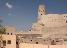 Pevnost Bahla - Omán