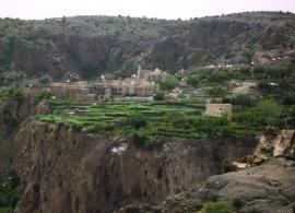 Jebel Akhdar - Omán