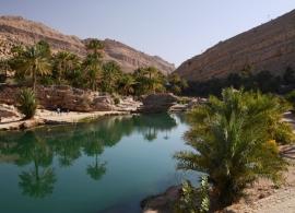 Wádí Bani Khalid - Omán
