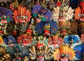 tradiční masky