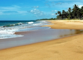 relax na pláži
