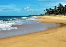 Východní pláže