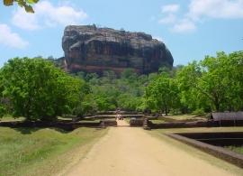 Sigiriya lví skála