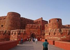Červená pevnost Jaipur