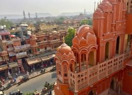 Jaipur a jeho paláce