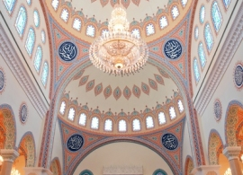 Velká mešita, Muškat, Omán