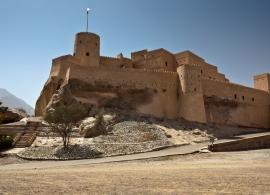 Pevnost Nakhl, Omán