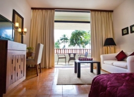 Hotel Blue Water, Wadduwa - Srí Lanka