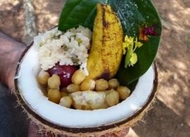 tamilská oslava Nového roku, Srí Lanka