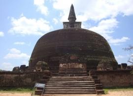 Královské město Polonnaruva, Srí Lanka