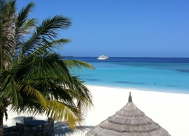 Paradise Island pláž