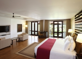 Avani Bentota resort - pokoj deluxe