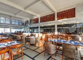 Cinnamon Bey Beruwella - hlavní restaurace