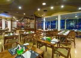 The Eden resort Beruwela - hlavní restaurace