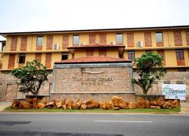 Hotel The Long beach Koggala