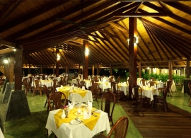 The Palms Beruwela - hlavní restaurace