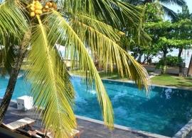 Paradise Beach Club Mirissa - pokoj deluxe