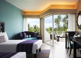 Vivanta By Taj Bentota - pokoj Deluxe delight garden view