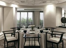 Taj Bentota resort & SPA - restaurace Oriental Pavilion