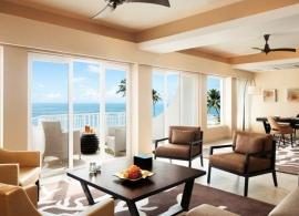 Taj Bentota resort & SPA - prezidentské apartmá