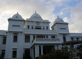 knihovna v Jaffně