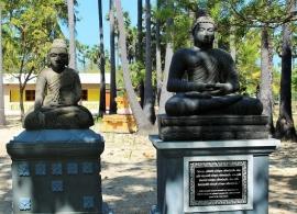sochy Buddhy Nagedeepa