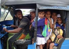 Zájezdy Srí Lanka - běžný život na Srí Lance