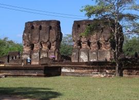 královské město Polonnaruwa