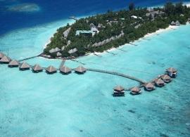 Adaaran Club Rannalhi Maledivy - vodní bungalovy