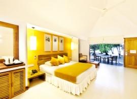 Adaaran Select Hudhuran Fushi - pokoj v plážové vile