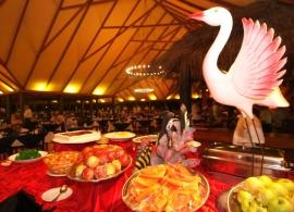 Adaaran Select Hudhuran Fushi - restaurace