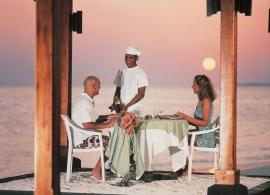 Adaaran Select Meedhupparu - romantická večeře