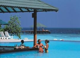 Adaaran Select Meedhupparu - bazén s barem