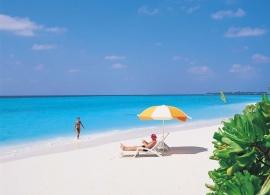 Adaaran Select Meedhupparu - pláž u resortu