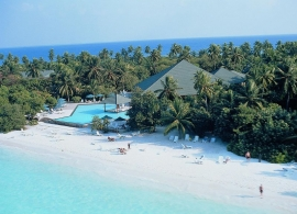 Adaaran Select Meedhupparu - pláž