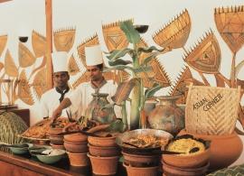 Adaaran Select Meedhupparu - hlavní restaurace