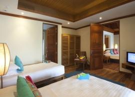 Anantara Dhigu - rodinná vila