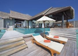 Vodní vila s bazénem - Anantara Kihavah
