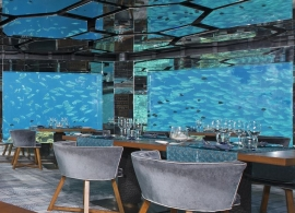 Restaurace Sea - Anantara Kihavah