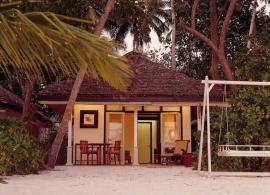 Angsana Ihuru - plážová vila