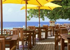Angsana Ihuru - hlavní restaurace