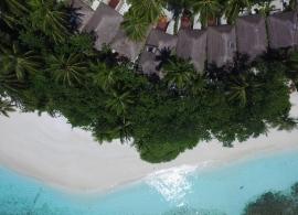 Angsana Ihuru - plážové vily