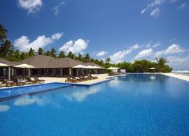 Atmosphere Kanifushi Maledivy - hlavní bazén