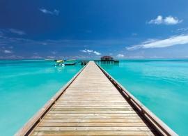 Atmosphere Kanifushi Maledivy - molo