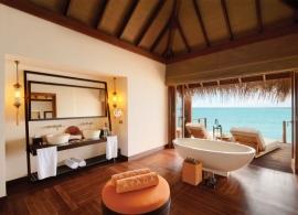 Ayada Maldives - vodní vila Ocean