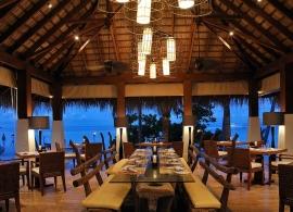 Ayada Maldives - restaurace Magu